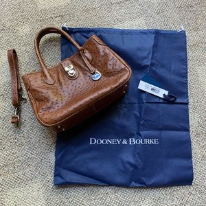 Dooney and Bourke small textured leather bag